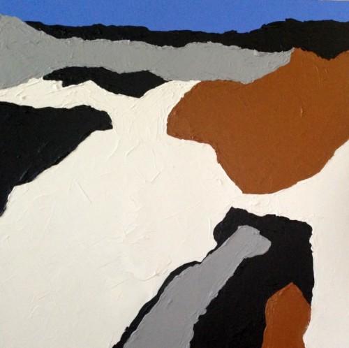 « Iguazu » ou l'art de la nature L'émotion que chacun ressent devant ces chutes majestueuses est offerte aux spectateurs de la série « Iguazu » d'Anne Broitman. Avec sa série sur les Chutes d'Iguazu, l'artiste nous transporte dans un tourbillon de formes et de couleurs. Anne Broitman a lu la nature et a posé sur ses toiles ses sensations face à ce déferlement blanchâtre. Plus on avance dans la série, plus on observe la création d'un paysage ressenti de plus en plus abstrait. Anne Broitman propose alors plus de consistance à ses dernières toiles ; l'épaisseur de l'acrylique amène une idée d'interprétation du corps transcendant la représentation mentale du lieu argentin. Cézanne disait que « tout se résume en ceci : avoir des sensations et lire la nature ». N'y a-t-il pas plus vrai lorsqu'on observe les peintures d'Iguazu d'Anne Broitman ?