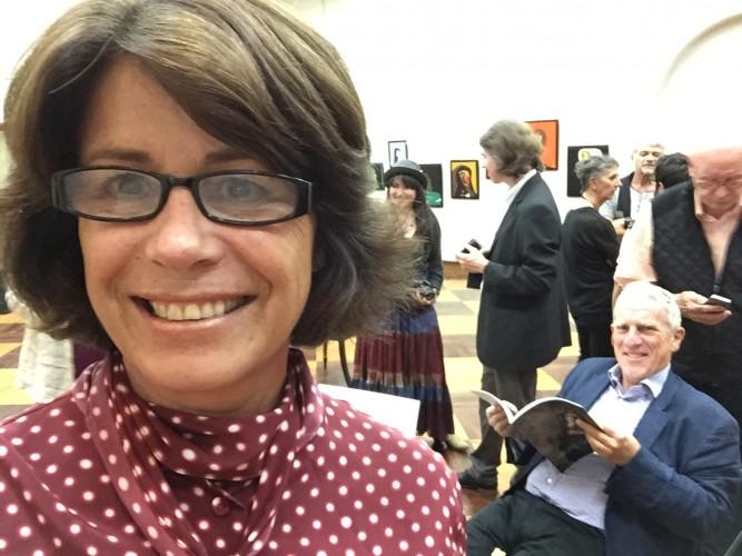 Anne vernissage New-YOrk 2015