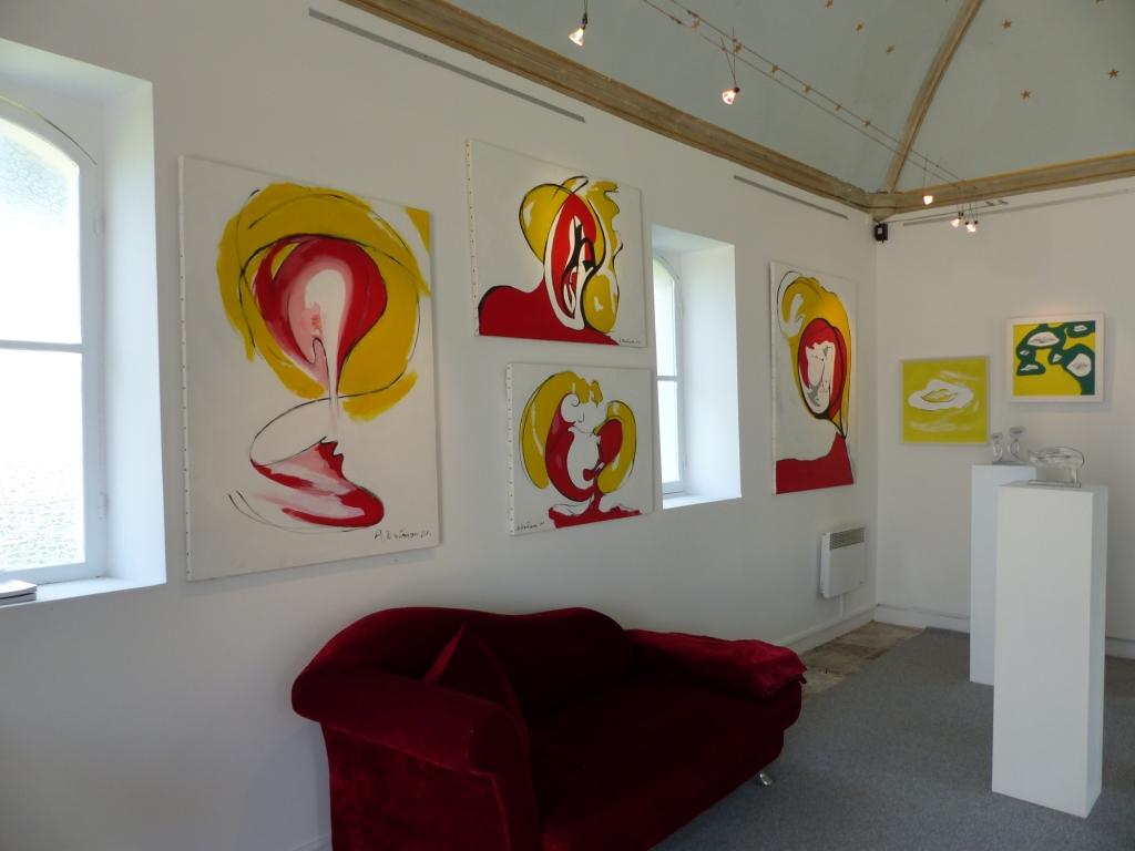 Atelier Naguile - Anne Broitman